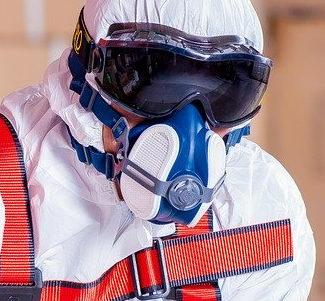 Atemschutzmaske Test