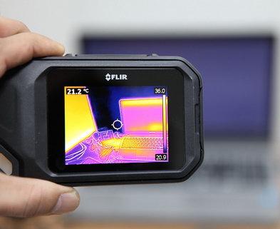 wärmebildkamera test